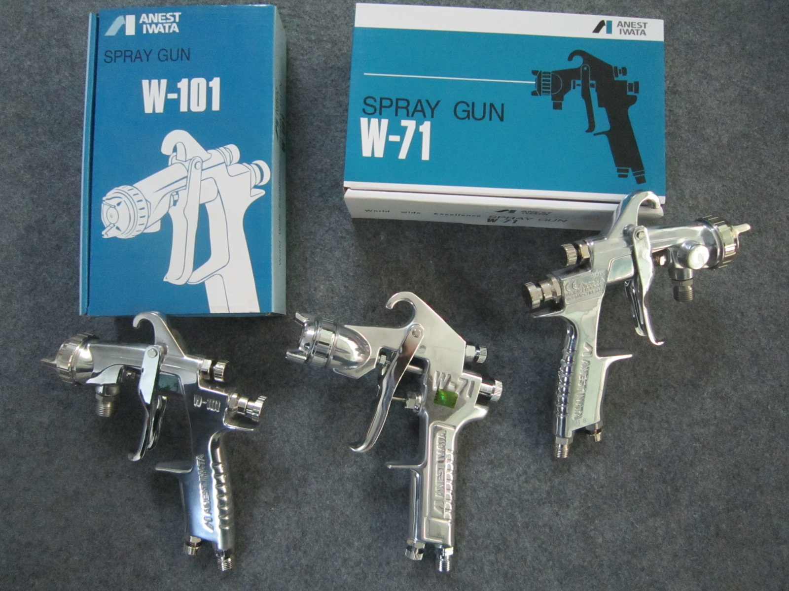 súng sơn IWATA
