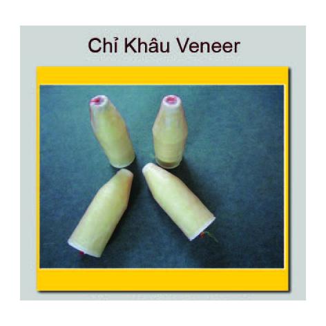chi khâu Veneer