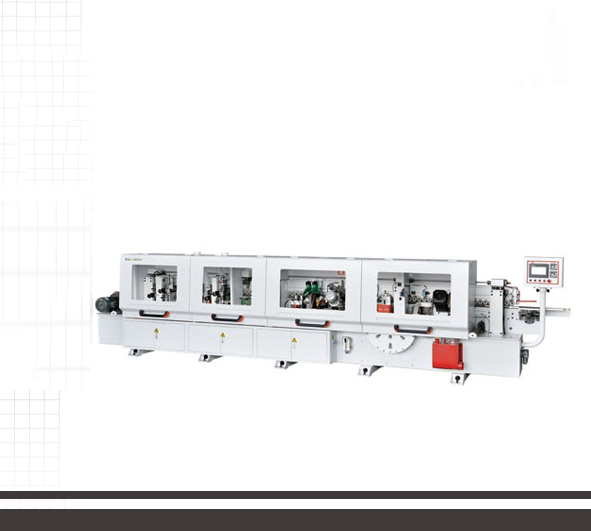 Automatic beveling edge banding machine RFB45X