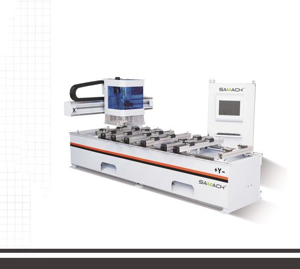CNC Center PTP-260